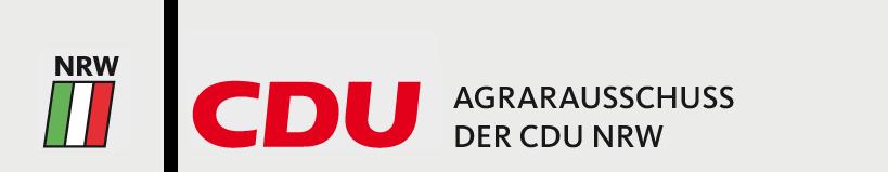 Logo: Agrarausschuss der CDU Nordrhein-Westfalen