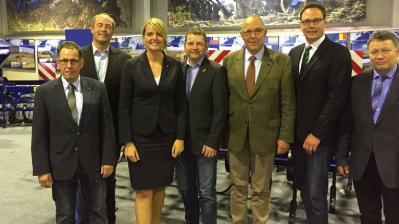 Delegierte bestätigen Christina Schulze Föcking als Vorsitzende des Agrarausschusses der CDU Nordrhein-Westfalen